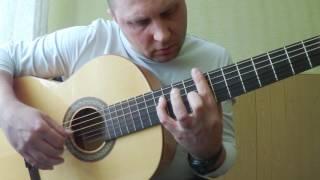 Фламенко.Испанская гитара