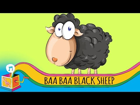 Baa Baa Black Sheep | Nursery Rhyme | Karaoke