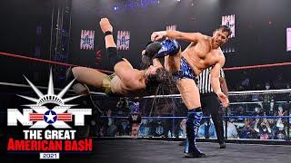 Kyle O'Reilly vs. Adam Cole II: NXT Great American Bash, July 6, 2021