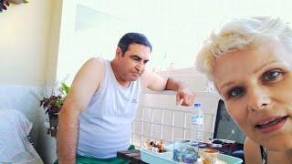 Ревную ли я мужа Сделала маникюр Облом планов Наши посиделки на балконе за кофе Новости о Турции