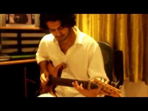 Vande Mataram Guitar Instrumental - Chaitanya Bhaidkar