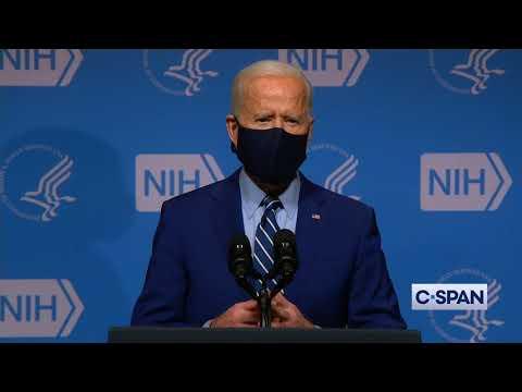 President Biden on Vaccines