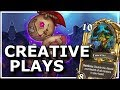 Hearthstone - Best of Creative Plays