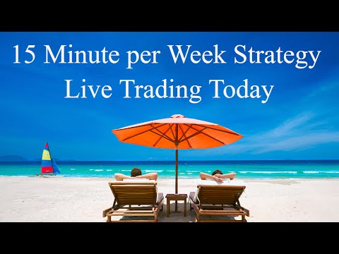 Swing Trading Strategy - More Nice Profits in 15 minutes per Week