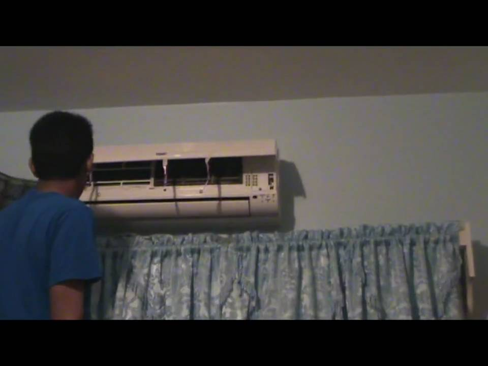 how to service your ac youtube rh youtube com LG Air Con Split Type Split Aircon Units