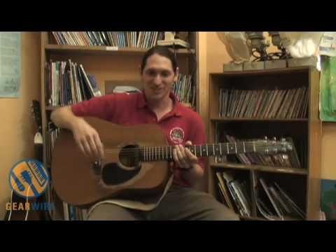 Seagull S6 Cedar Original: Don't Lend Your Guitar To Punks