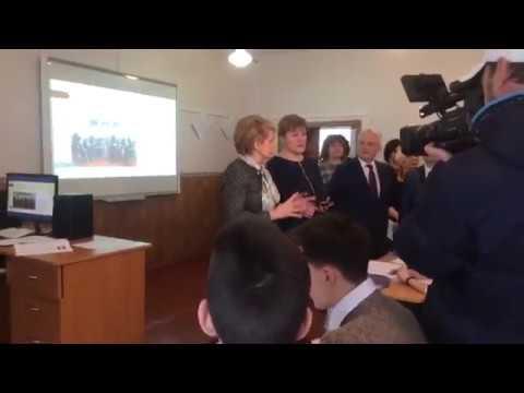 Візит міністра освіти і науки України