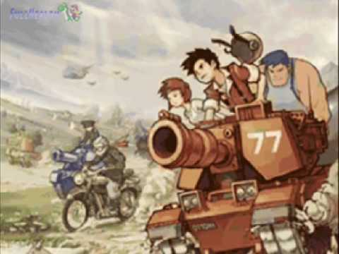 Advance Wars  Dual Strike: Tag Power Theme
