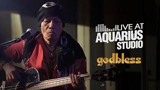 God Bless - Bla Bla Bla | Live At Aquarius Studio