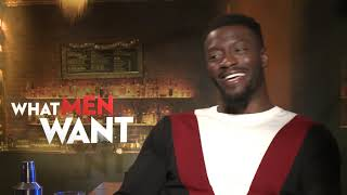 Aldis Hodge and Josh Brenner Interview: What Men Want