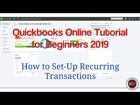 Accounting terms you need to know | quickbooks online 2018 youtube.