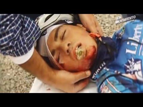 Alberto Contador's Near-Death Experience