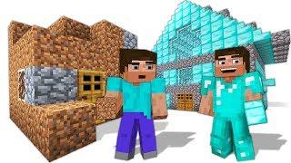 Zengİn Vs Fakİr Hayati #7 - Minecraft
