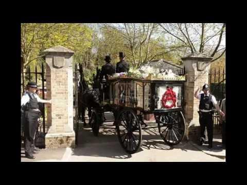 Legends Highgate Cemetery London England