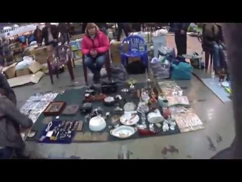 Antique Market Ukraine Kyiv 31.10.2015
