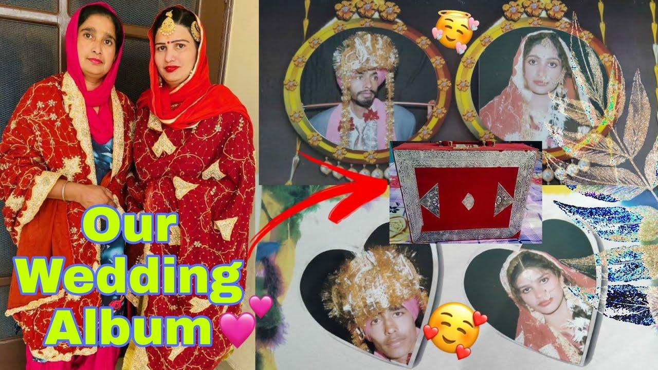 Download Il Saade Vyah Di Album🥳ll Punjabi Wedding❤ll Lovely Memories ll By navsukhman vlogs ll