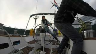 El Galante sails from Anfi del Mar, Gran Canaria to Gran Tarajal, Fuerteventura