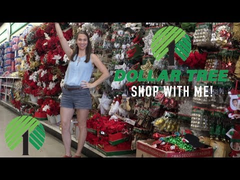 Dollar Tree Christmas Shop With Me! + Thanksgiving, Don't Forget!