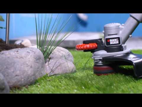 Аккумуляторный триммер Black&Decker STC1820CM-QW