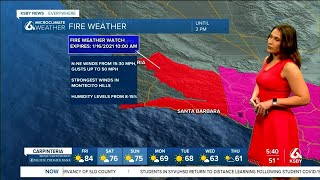 High surf subsides but daytime highs will continue to be in the 70s and 80s