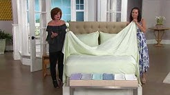Northern Nights Rayon made from Bamboo Sheet Set w/ Extra Pillowcases on QVC