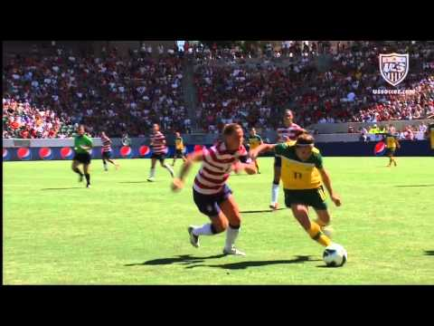 WNT Vs. Australia: Highlights - Sep. 16, 2012