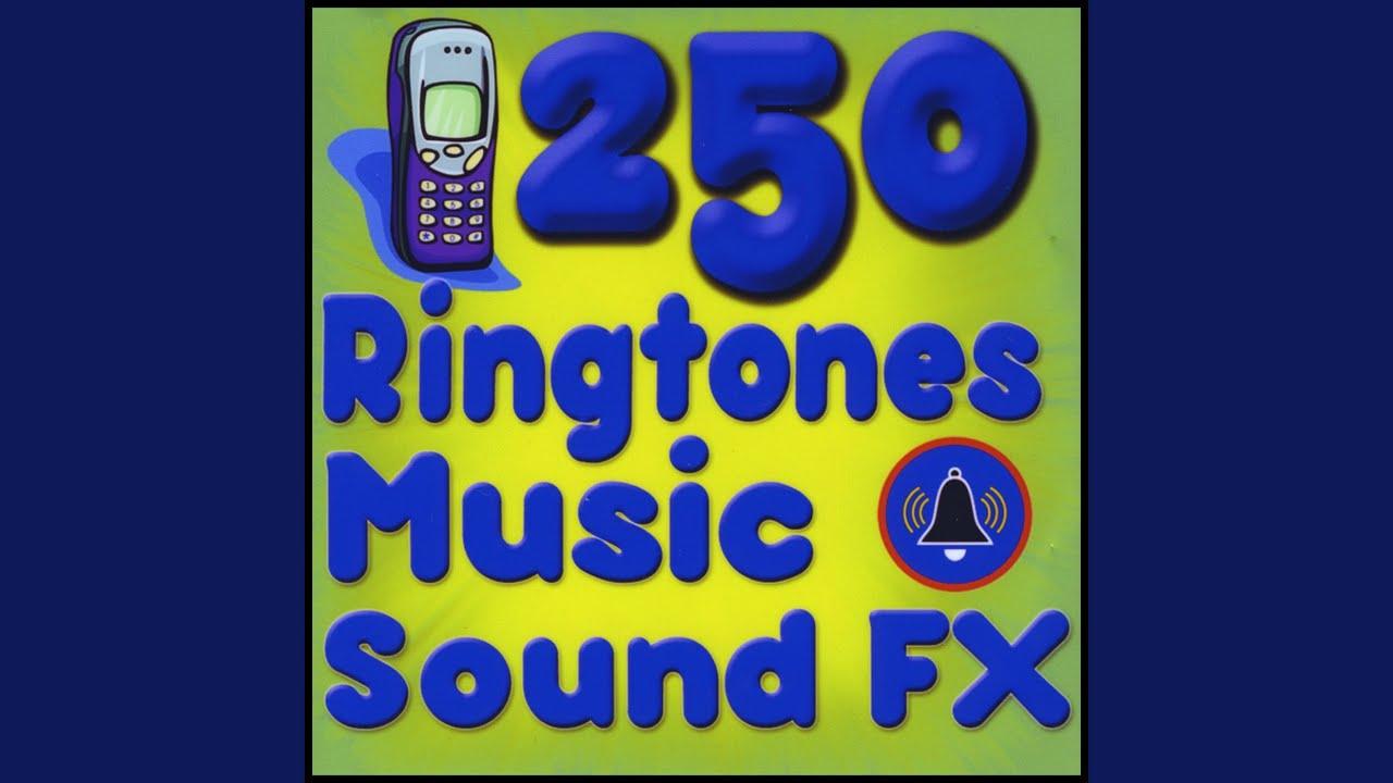 Crickets 2 SFX, Soundscape ringtone, alarm, alert