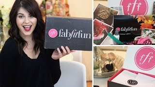 FabFitFun Review. Thumbnail