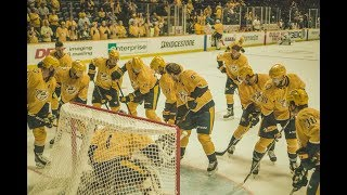 Nashville Predators | Preseason Hockey | 09.21.18