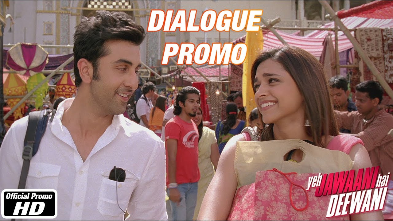 Main tumpe marti thi? - Dialogue Promo 2 - Yeh Jawaani Hai ...