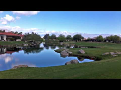 Golf at the Westin Mission Hills Course in Palm Springs