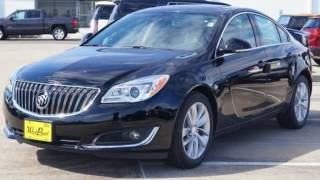 New 2017 Buick Regal Houston and Katy, TX #7F005
