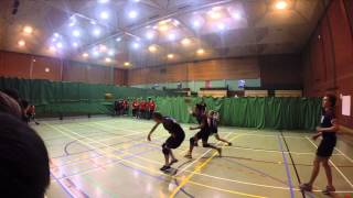 University Championships - Birmingham Lions Freshers 2nds vs Winchester Bullets Freshers 1sts
