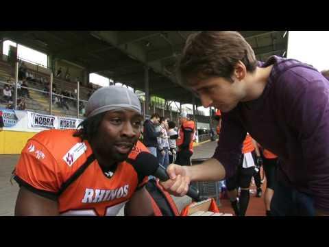 Milano Rocks 5: The Milan Rhinos - American Football Team