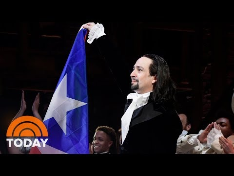 Lin-Manuel Miranda Just Kicked Off His 'Hamilton' Tour of Puerto Rico and It's the Height of Emotional Intelligence | Inc.com