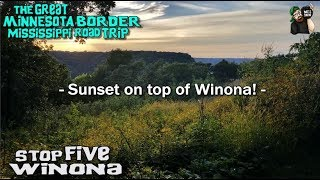 MINNESOTA ROAD TRIP - MISSISSIPPI RIVER TOWNS - STOP FIVE - Wi…