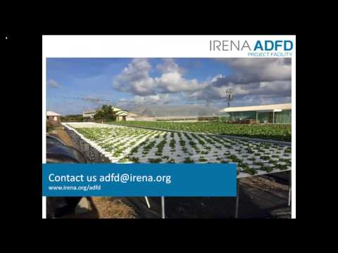 IRENA/ADFD Project Facility Fifth Cycle Webinar for Applicants