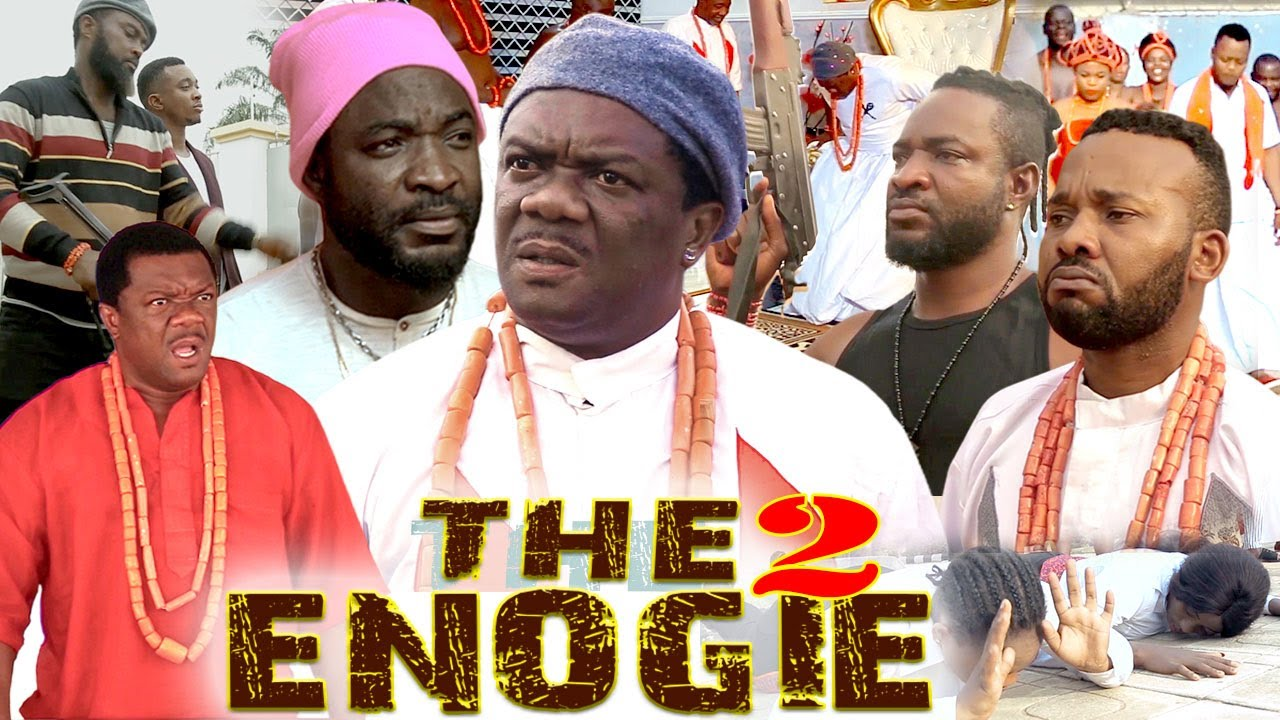 Download THE ENOGIE [PART 2] - LATEST NOLLYWOOD MOVIES 2021