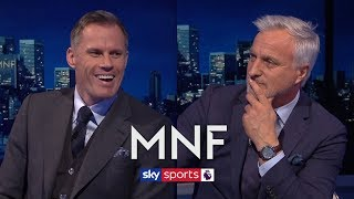 David Ginola almost moved to tears in passionate talk about creativity in football | MNF Q&A