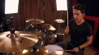 Ricardo Viana - Bon Jovi - It's My Life (Drum Cover)