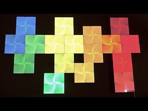 Nanoleaf Canvas: Setup & Review