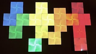 Nanoleaf Canvas: Setup & Review