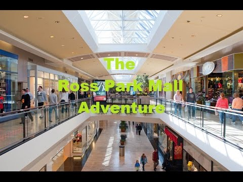 Ross Park Mall Adventure Part 6 Ariving In Township And A Drive Around The Northway