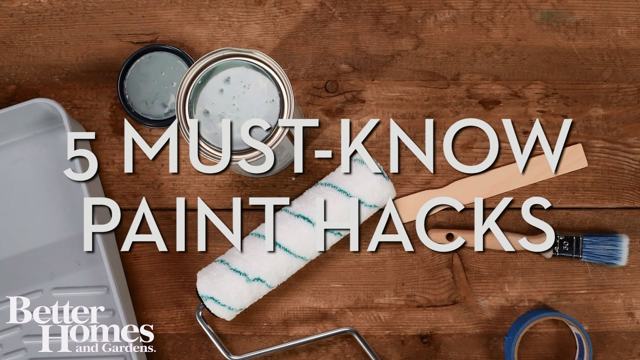 5 must know paint hacks youtube