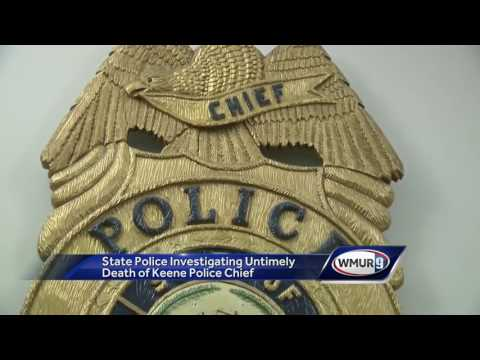 Keene mourns loss of Police Chief Brian Costa