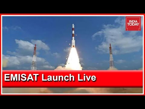 Watch EMISAT Defence Satellite's Successful Launch LIVE | ISRO Launches PSLV-C45