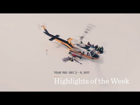 Dec 2-9 Tour 700 Heli-skiing Highlights