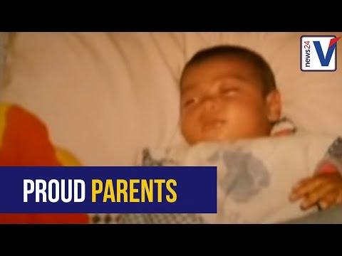 Wayde van Niekerk's parents share his remarkable story