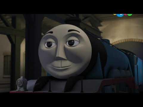 Томас и его друзья 17 сезон серия 20  Сломанная платформа