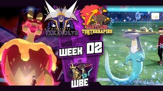The BIGGEST BRAIN EVER!! 💥 WBE Sword and Shield - Week 2